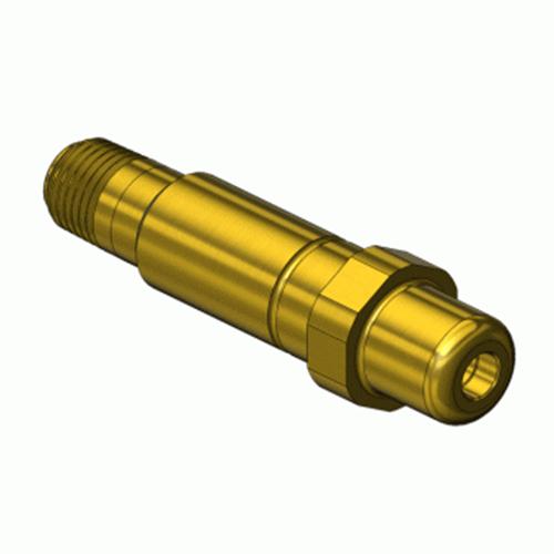 Superior NP-823, CGA-577 Nipple-Threaded Inlet