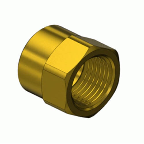 Superior P-58, Pipe Thread Fitting – Cap