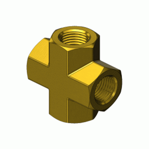 Superior PCR-2HP, Pipe Thread Fitting – Cross