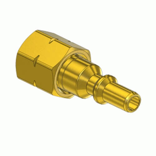 Superior QCT-113-PIN, Male Pin Only Fuel Gas, Torch Style