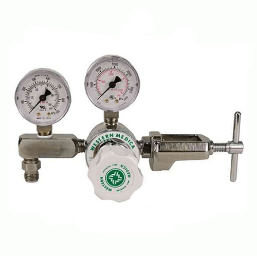 Western Single-Stage Regulator with CGA-870 Connection, M1-870-15FG