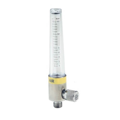 Western Flowmeter Without Fitting Standard Inlet 1/8 NPT Female, FME601C
