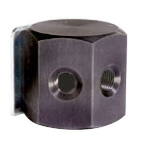 Western 1/8 NPT Inlet in 1/4 NPT Outlets (3 Outlets), M24-80-1