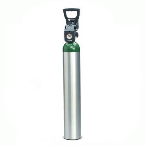 Western OxyTOTE on E aluminum cylinder, MTS-803