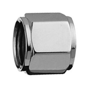 Bay Corporation Oxygen Hex Nut, 1244