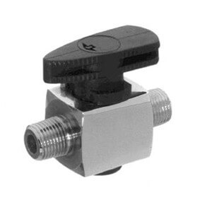 Bay Corporation 1/8″ NPT Male Inlet, 1/8″ NPT Male Outlet, 7102 Big