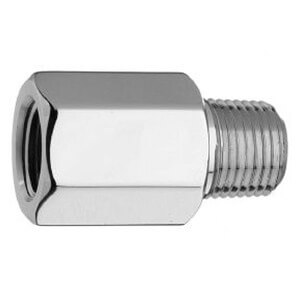 Bay Corporation 1/8″ NPT Female X 1/8″ NPT Male, AB-22