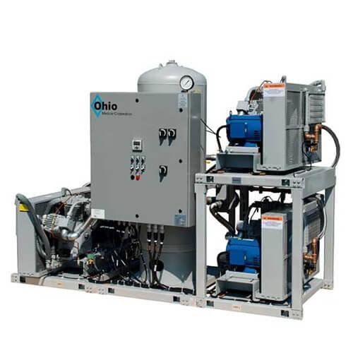 Oil-less Reciprocating Compressor