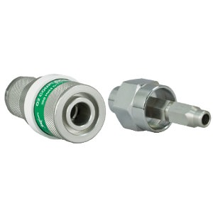 Schrader Style Medical Gas Fittings