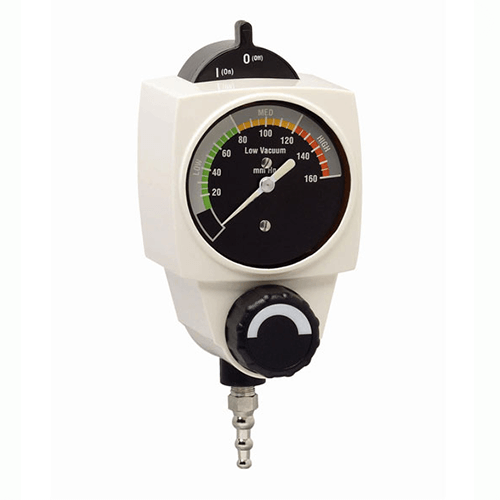 Vacuum Regulator, Ohio Medical Legacy, 2 Mode Low Continuous, Pediatric, Analog