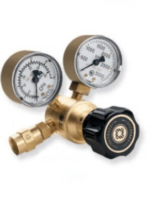 REB Series Compact Flow Gauge regulators