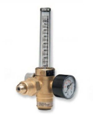REF Series Compact Flowmeter regulators