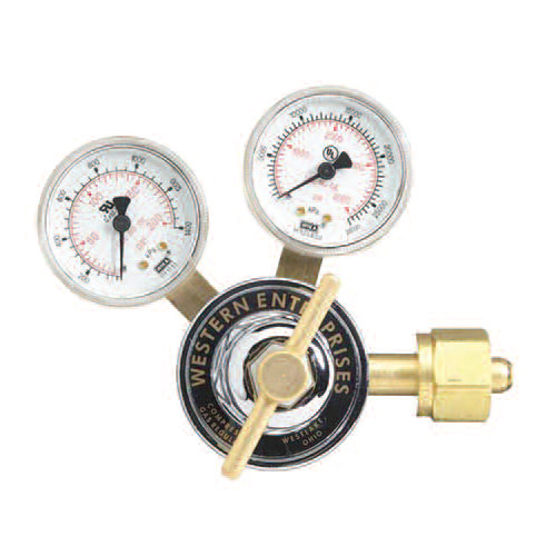 Western RS-7-3,CGA 580 80 PSI N2 REGULATOR