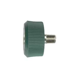 DISS Female Hex Nut, 1/8″ NPT Male