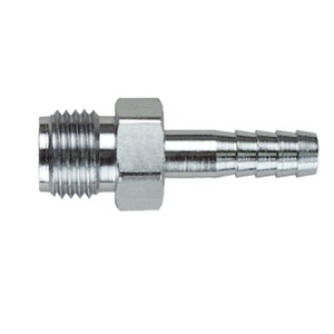 DISS Male, 1/4″ Hose Barb