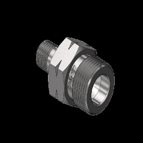 Superior A-671SS, A.677,1.035-14NGO LH-X X 1/4NPTM
