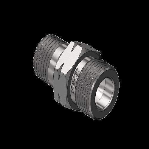 Superior A-673SS, A.677,1.035-14NGO LH-X X 1/2NPTM