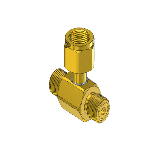 Superior C-2320, TEE-COUPLER, 320, CO2 Big