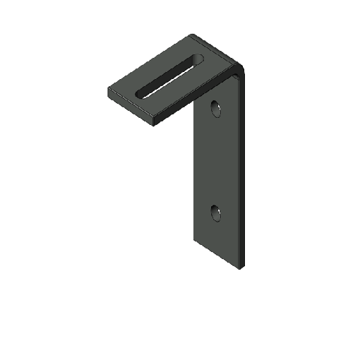 Superior GMF-3616, WALL MOUNTING BRACKET