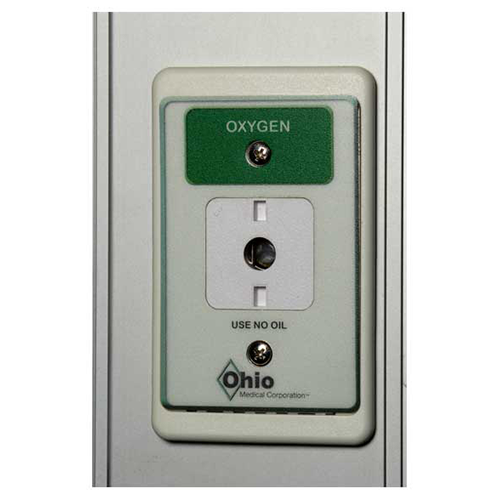 Ohio Medical Medical Gas Console Outlet