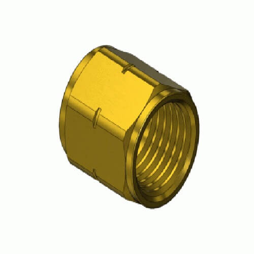 Superior N-11, N, FUEL, A SIZE, 3/8-24LH-INT