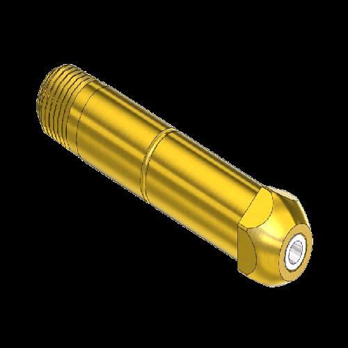 Superior NP-123RF, NP, 296, 1/4NPTM, 3″LNG.