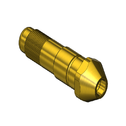 Superior NP-132, NP, 300, 1/2-27UNS, 2.25″LNG.