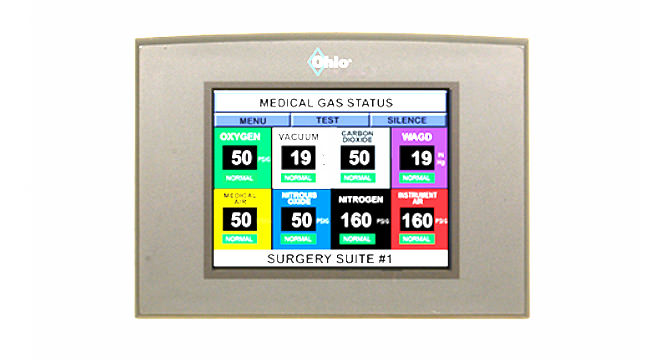 Medical Gas Alarms