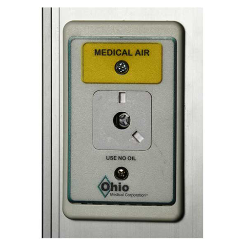 Ohio Medical Medical Gas Ceiling Outlet
