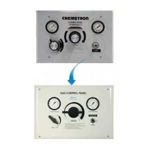 Retrofit Gas Control Panels