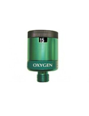 DIAL FLOWMETERS - OXYGEN, 0-25 LPM, USA