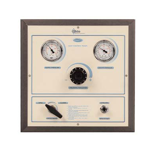 Ohio Medical Gas Control Cabinet Big
