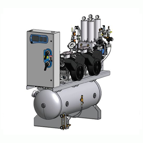 Installation, Operation and Maintenance Manual 2.4-6.4 Hp ?Oil-Less? Reciprocating Piston Medical