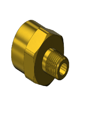 Brass Pipe Thread Bushing