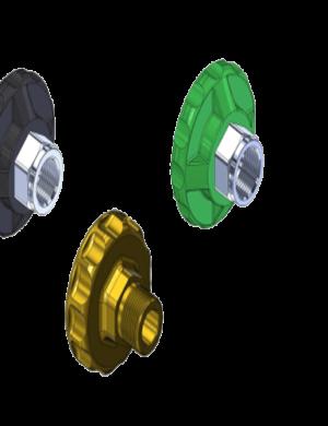HandTight Nuts