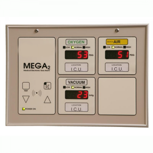 Installation, Operation and Maintenance Instructions MEGA2 Medical Gas Alarms – OEM Manual
