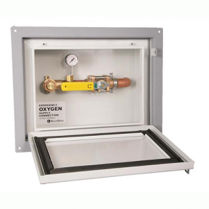 Installation, Operation and Maintenance Instructions Emergency Oxygen Inlets – OEM Manual