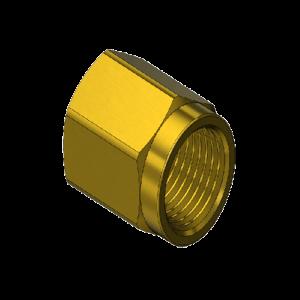 Superior N-49, INLET NUT, CGA-170