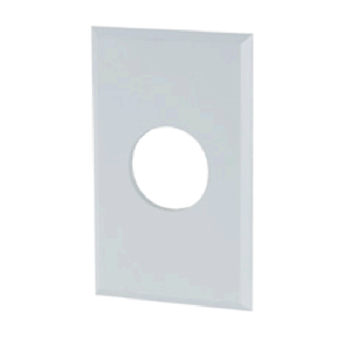 Belmed 1827-1C, Cover Plates – OXEQUIP, Cover Plate  Single  Concealed