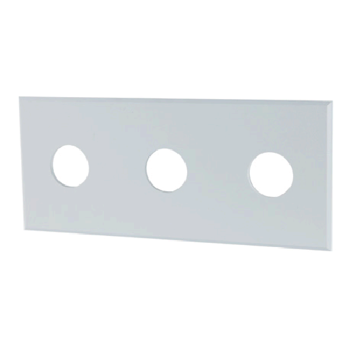 Belmed 1827-3C, Cover Plates – OXEQUIP, Cover Plate Triple Concealed