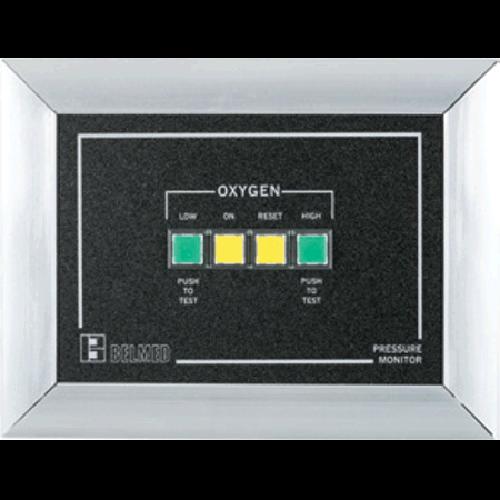 Belmed 3200-W, Oxygen Wall Alarm Kit