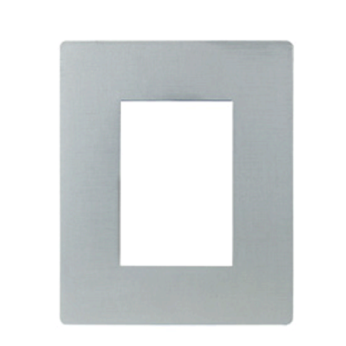 Belmed 6021, Cover Plates, Single, Concealed