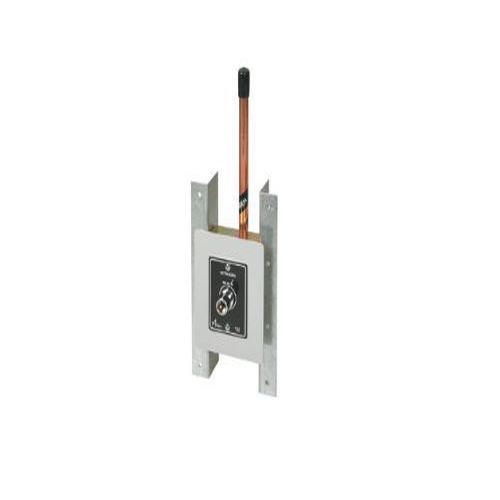 Belmed 6300D-PN, Nitrogen DISS Outlet Concealed