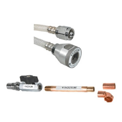 Belmed 7306-PRF, Vacuum Shut-Off Valves and Assemblies