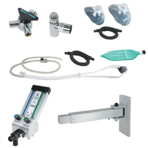 Belmed 9028, Oral Surgery Flowmeter System with Telescoping Arm Big