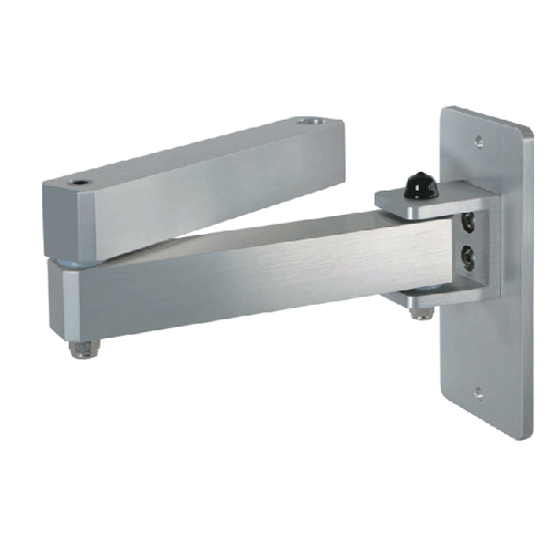Belmed 5011-DS-BD, Double Swivel Wall Arm, Will Fit 10 Wide Cabinet, Belmed