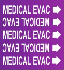 Seton Pipe Marker MEDICAL EVAC
