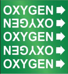 Oxygen Labels