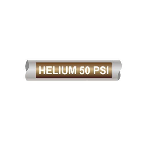 HELIUM 50 PSI