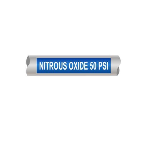 NITROUS OXIDE 50 PSI